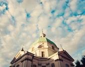 Warsaw Skies 02 - 5x7 fine art print