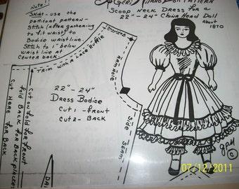 Geri Milano Scoop Neck Dress