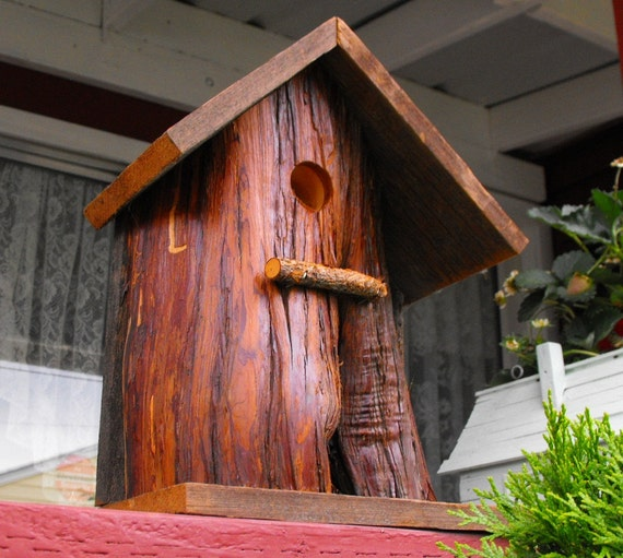 Bird House Rustic And Shabby