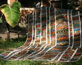 African String Quilt no. 1