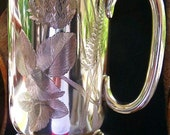 English sterling trophy loving cup 1889