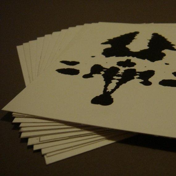 Inkblot Prints 12 pack  (5 x 7)