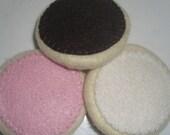 Sugar Cookie Set -  Felt Food Snack