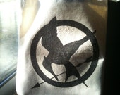 Mockingjay Hunger Games Tote Bag