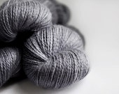 Just Grey - Silk/ Cashmere Lace