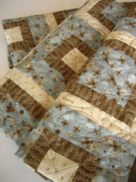Handmade Quilt Simple Times