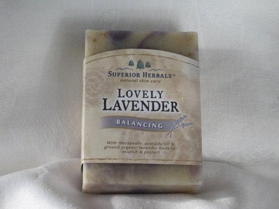 Lovely Lavender Suds