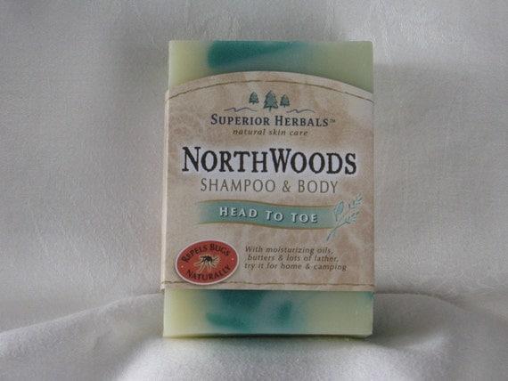 Northwoods Shampoo/ Body