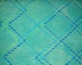 Dyed Swedish Weaving Blanket