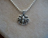 SPIDER Necklace, by  Brendas Beading on Etsy
