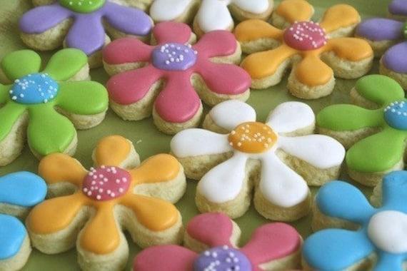 Spring Fever Decorated Sugar Cookies - 1 Dozen