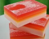 Soap Salt Bar Natural Shea Butter Jamaican Vacation - New