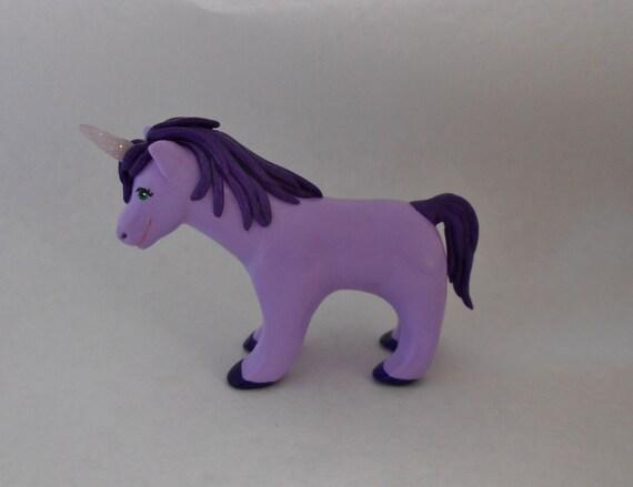 LIttle Lavender Unicorn