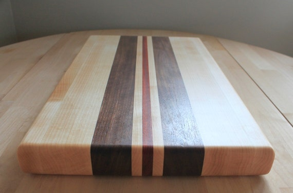 Maple/Walnut Cutting Board