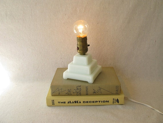 Vintage Table Lamp Deco