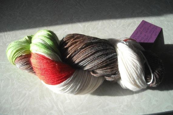 Sushi Sock Yarn