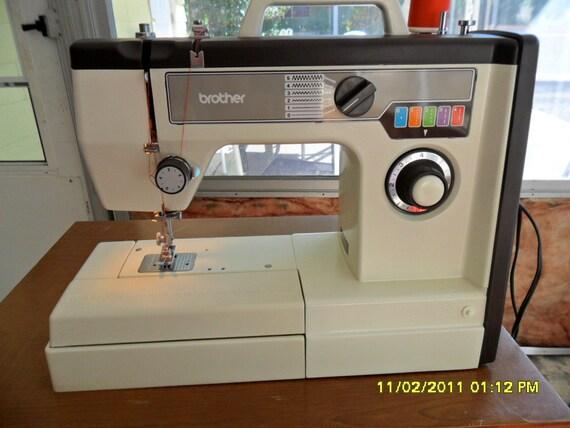sewing machine vx 710