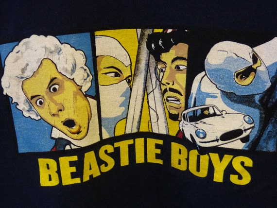 Old School Vintage Beastie Boys Tshirt  size L