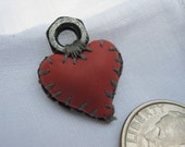 black and red ringtop heart 3