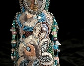 Alma (bead embroidered doll)