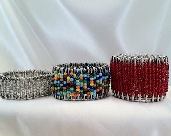 Bracelets in 3 sizes