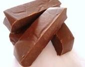 Chocolate Peanut Butter Fudge - Pernilla's Creamy Fudge - Chocolate Fudge - Homemade Fudge - Christmas Gifts