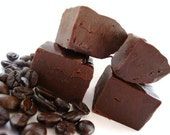 Coffee Lover Gifts - Strong Espresso Fudge - Coffee Lovers - Homemade Fudge - Best Selling Items - Coffee Chocolate - Gourmet Coffee