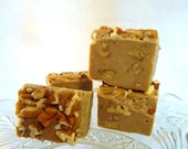 MAPLE PECAN Fudge. ORGANIC the real deal Maple Syrup and Pecans, reduced sugar, no butter/oil, approx 3/4 Lb just Heavenly.