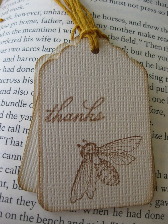 Bee thanks Tags