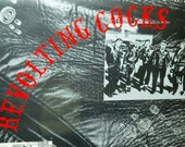 Revolting Cocks Stainless Steel Providers Rare 12 Inch Single