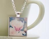 Serene Petals wearable art