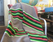 Rustic Pendleton Beaver State Blanket
