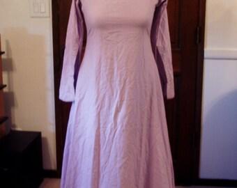 Beautiful Custom Renaissance Medieval Gown Dress SCA Kirtle
