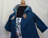 Owl Corduroy Jacket