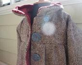 Irene Tweed Winter coat