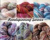 Custom Yarn Spinning Service