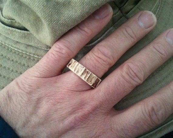 Ring - Deer Antler Ring