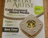 Lapidary Journal Jewelry Artist Magazine March 2010 Issue