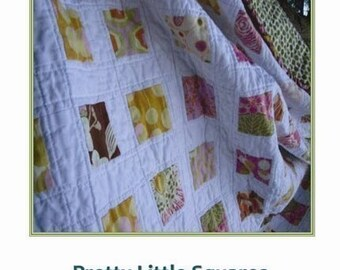 Pretty Little Squares - PDF Quilt Pattern