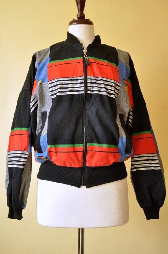 1980s Vintage Mc Hammer Jacket By Inperpetuityvintage On Etsy