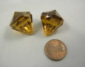 Two Brown Crystal