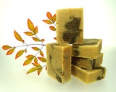 SALE - Organic goats milk soap - the GOATY OATS soap bar - organic soap, natural soap,  handcrafted soap (no additives or synthetics)