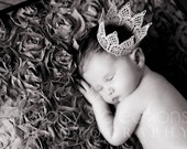 Royal Petite Lace Crown--You CHOOSE the Color/ Newborn, Child and Pet Photography