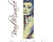 Audrey Hepburn - PDF Peyote Bracelet Pattern