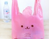 100 pcs Cute Rabbit Gift Bags