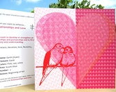 Feng Shui Greeting Card No. 2 , Relationships and Love