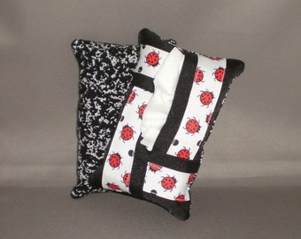 Kleenex Pocket Size Tissue Pack Cover Holder - Ladybug