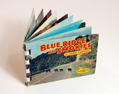 Vintage Picture Booklet Blue Ridge and Smokies North Carolina Souvenir
