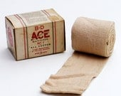 Vintage First Aid Ace Bandage