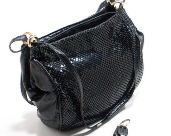 Whiting Davis Purse Mesh Shoulder bag
